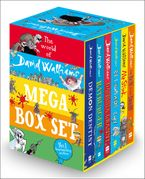 The World of David Walliams: Mega Box Set - David Walliams