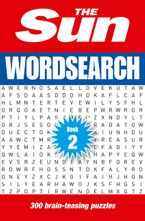 The Sun Wordsearch Book 2: 300 brain-teasing puzzles Paperback  by Sun, The