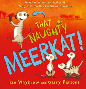 That Naughty Meerkat! book image