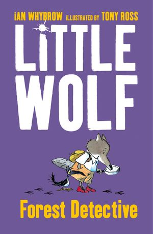 Little Wolf, Forest Detective book image