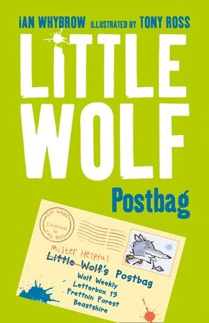 Little Wolf's Postbag book image