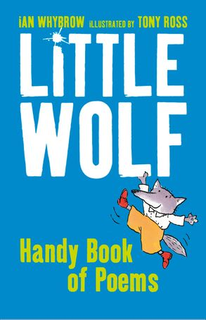 Cover image - Little Wolf's Handy Book of Poems