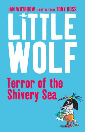 Little Wolf, Terror of the Shivery Sea book image