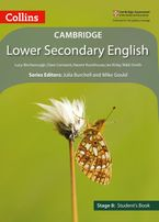 Collins Cambridge Lower Secondary English – Lower Secondary English Student's Book: Stage 8 Paperback  by Julia Burchell