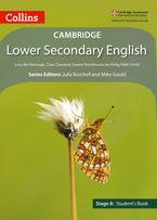 Collins Cambridge Lower Secondary English – Lower Secondary English Student's Book: Stage 8 Paperback  by Julia Burchell