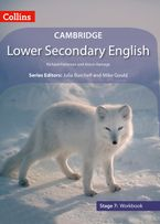 Collins Cambridge Lower Secondary English – Lower Secondary English Workbook: Stage 7 Paperback  by Richard Patterson