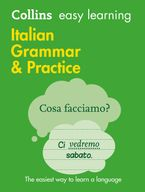 Easy Learning Italian Grammar and Practice: Trusted support for learning (Collins Easy Learning) Paperback  by Collins Dictionaries
