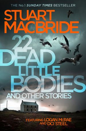 22 Dead Little Bodies and Other Stories book image