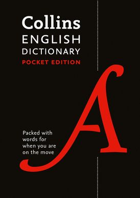 Collins English Pocket Dictionary: The perfect portable dictionary