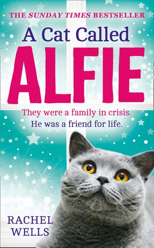 A Cat Called Alfie book image