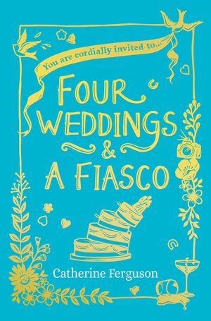 Four Weddings and a Fiasco book image