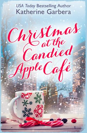 Christmas at the Candied Apple Café book image