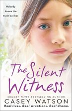 The Silent Witness Paperback  by Casey Watson