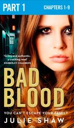 Bad Blood: Part 1 of 3 eBook DGO by Julie Shaw