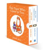 The Tiger Who Came to Tea / Mog the Forgetful Cat Board book  by Judith Kerr