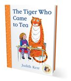 The Tiger Who Came to Tea Hardcover SPE by Judith Kerr