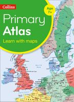 Collins Primary Atlas (Collins Primary Atlases) Paperback NED by Collins Maps