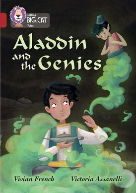 Aladdin and the Genies: Band 14/Ruby (Collins Big Cat)