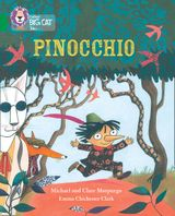 Pinocchio: Band 15/Emerald (Collins Big Cat)