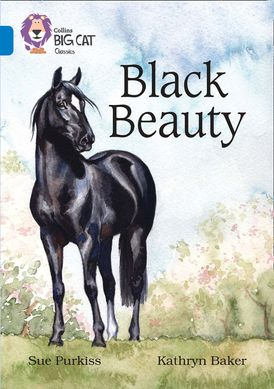 Black Beauty: Band 16/Sapphire (Collins Big Cat)