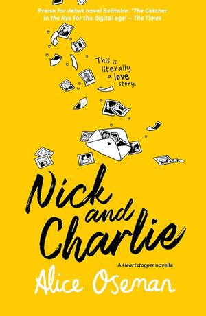 Nick and Charlie (A Solitaire novella) book image