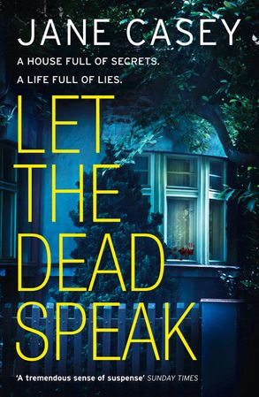 Cover image - Let the Dead Speak