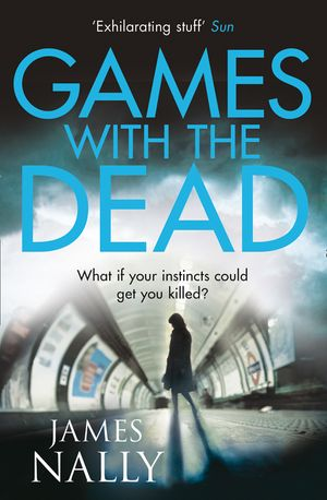 Games with the Dead: A PC Donal Lynch Thriller book image