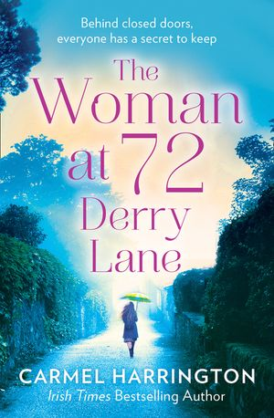 The Woman at 72 Derry Lane: A gripping, emotional page turner that will make you laugh and cry book image