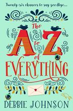 The A–Z of Everything Paperback  by Debbie Johnson