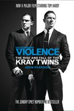 The Profession of Violence: The Rise and Fall of the Kray Twins Paperback MDT by John Pearson