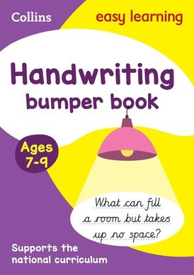 Handwriting Bumper Book Ages 7-9 (Collins Easy Learning KS2)