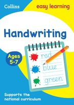 Handwriting Ages 5-7 (Collins Easy Learning KS1) Paperback  by Collins Easy Learning