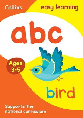 ABC Ages 3-5: Prepare for Preschool with easy home learning (Collins Easy Learning Preschool)