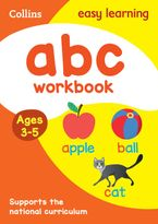 ABC Workbook Ages 3-5: New Edition (Collins Easy Learning Preschool) Paperback  by Collins Easy Learning
