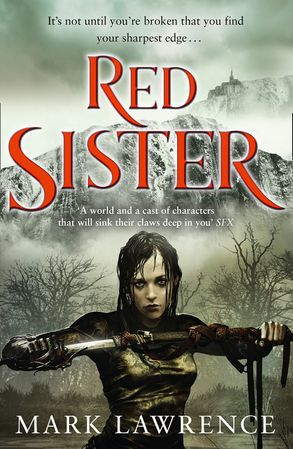 Cover image - Red Sister