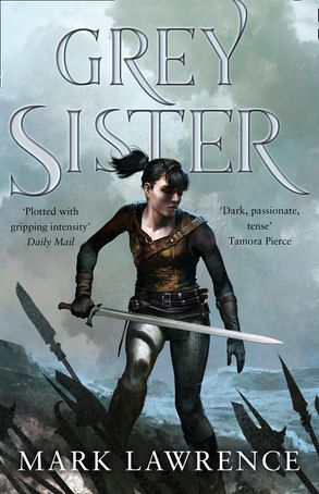 Cover image - Grey Sister