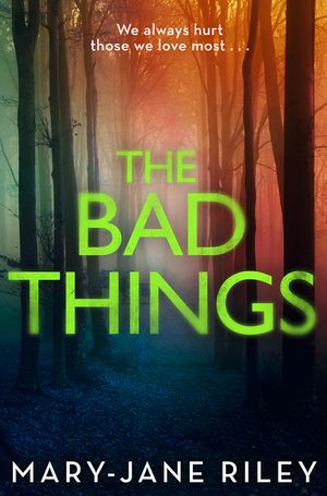 The Bad Things (Alex Devlin, Book 1) book image
