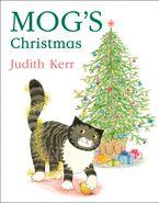 MOG'S CHRISTMAS Board book  by Judith Kerr