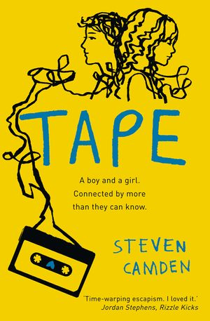 Tape book image