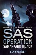 Samarkand Hijack (SAS Operation) Paperback  by David Monnery