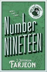 Number Nineteen: Ben's Last Case