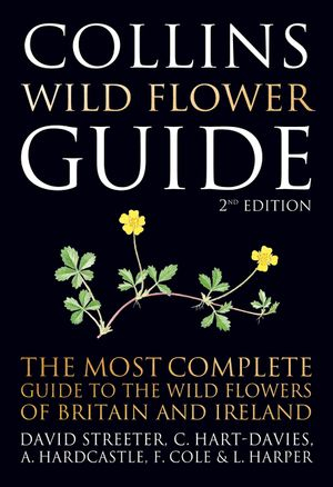 Collins Wild Flower Guide book image
