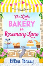 The Little Bakery on Rosemary Lane Paperback  by Ellen Berry