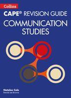 Collins CAPE Communication Studies – CAPE Communication Studies Revision Guide Paperback  by Natalee Cole