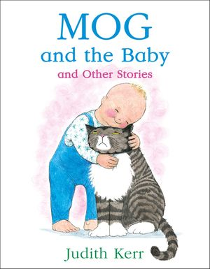 Mog and the Baby and Other Stories book image