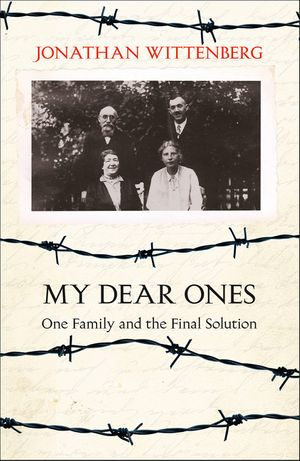 My Dear Ones: One Family and the Final Solution book image