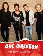 One Direction: The Official Annual 2016 eBook  by One Direction