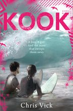 Kook Paperback  by Chris Vick