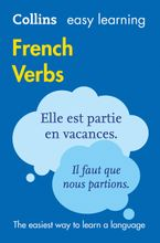 Easy Learning French Verbs (Collins Easy Learning French) Paperback  by Collins Dictionaries