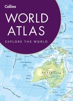 Collins World Atlas: Paperback Edition Paperback  by Collins Maps